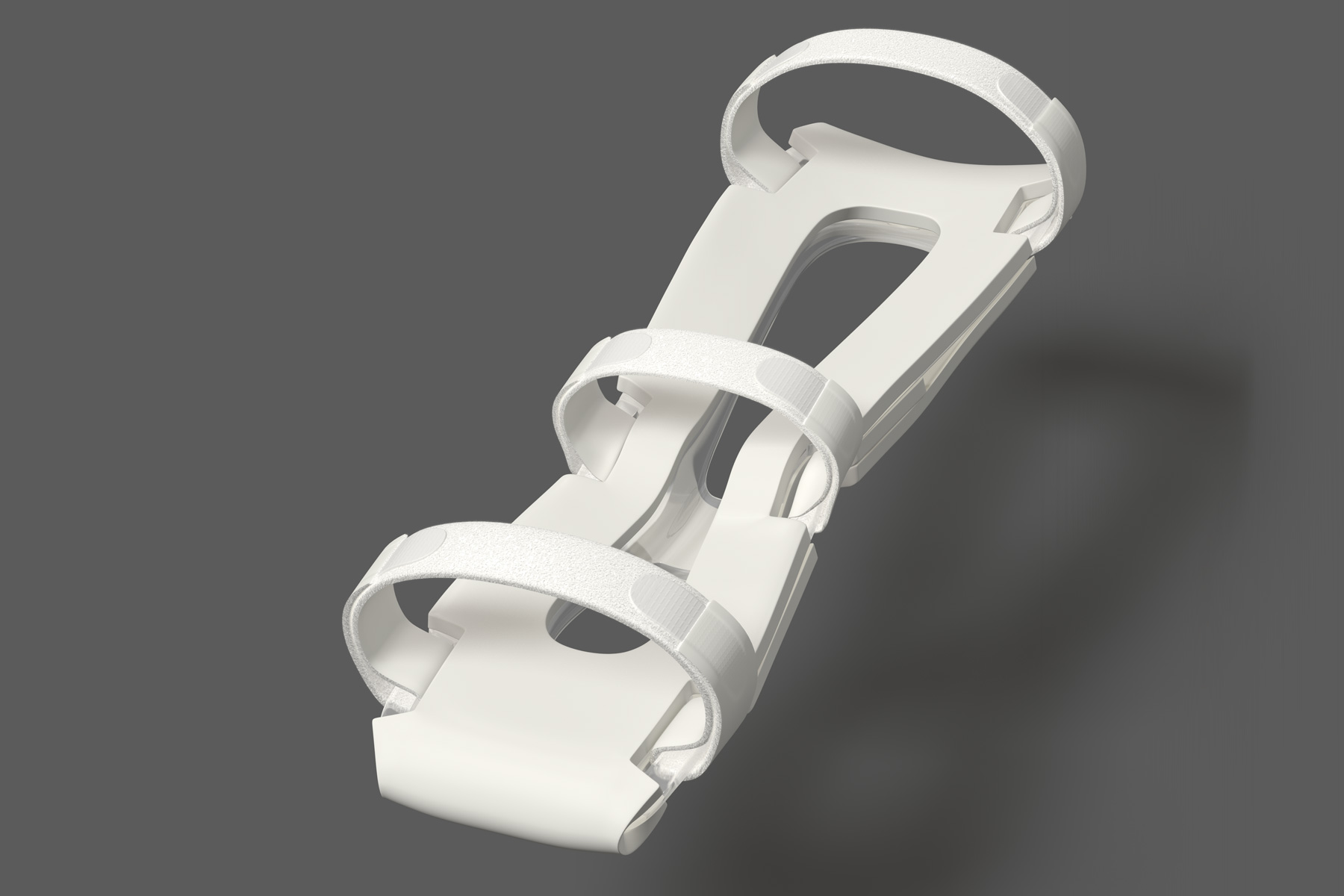 939-Ultra Wrist Splint with Straps
